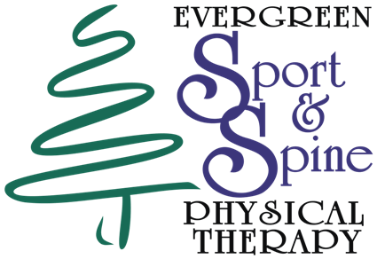 Evergreen Sport & Spine Physical Therapy Website